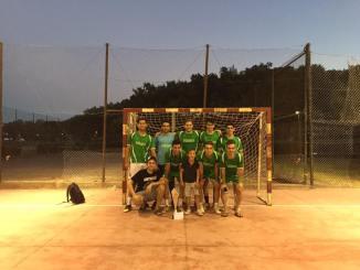 Publijaime Absoluta - Campeones de las 24 horas de Fútbol-sala de Cuacos de Yuste 2015