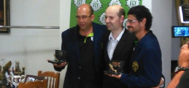 Ángel Tello Benito y José Luis Bejarano Hernández campeones del XVII Máster de Campeones de Reo