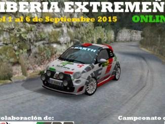 I Rallye Siberia Extremeña
