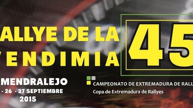 45 Rallye de la Vendimia