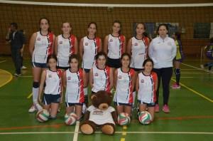 Equipo Infantil Femenino C.V. Jaraíz