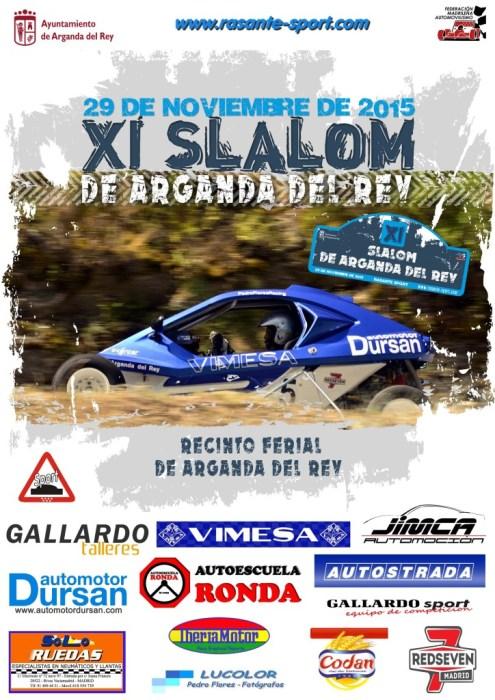 XI Slalom de Arganda del Rey