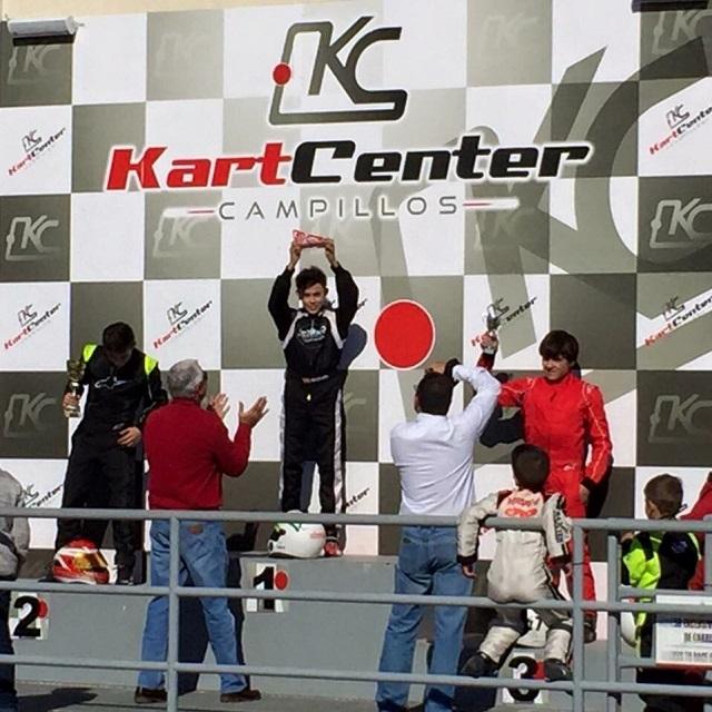 Grande en el Podio - Grande en el Podio I Trofeo Maxter Series Andalucía