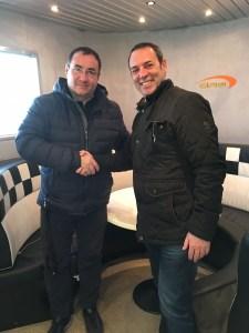 Acuerdo entre FEXA con las firmas MAXTER Engines y la marca de chasis de karting CRG