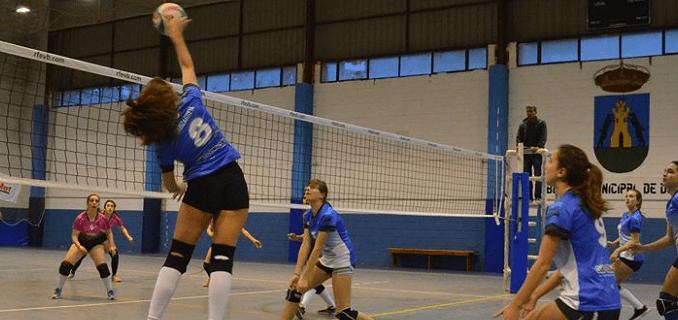 Resultados de la jornada de voleibol Femenina y Masculina