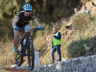 Daniel participó en el Open MTB Puerta de la Alpujarra