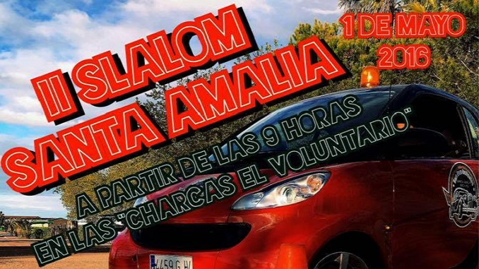 II Slalom Santa Amalia