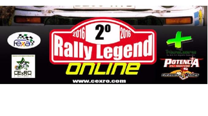 Comesaña también triunfa en el II Rallye Legend Online