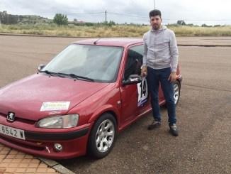 El pacense Jonathan Vázquez se impone en el IV Slalom Ciudad de Badajoz