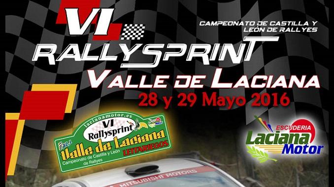 Casimiro y Ortiz en el VI Rallysprint Valle de Laciana