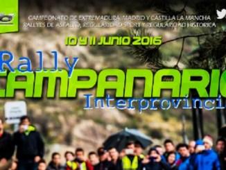 V Rallye de Campanario Interprovincial