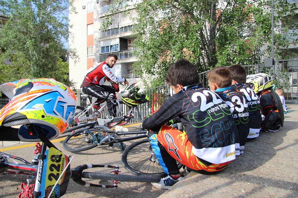 Clinic BMX Ruben Tanco