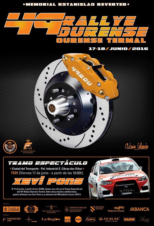 49º Rallye Ourense Termal