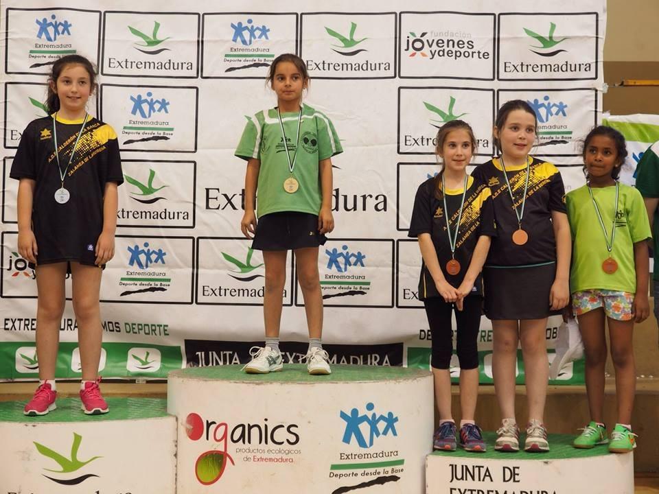 Oro para Bianca Fifere | Tenis de Mesa Almaraz - Judex
