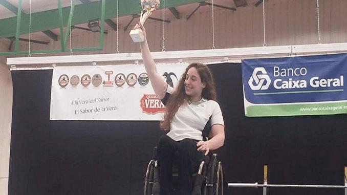 Loida Zabala suma su undécimo Campeonato de España