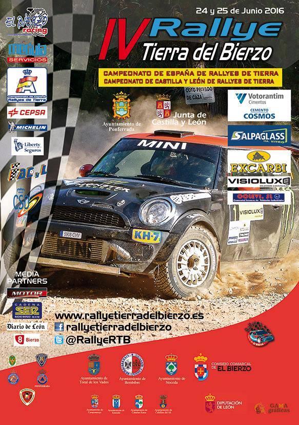 Rallye de Tierra del Bierzo