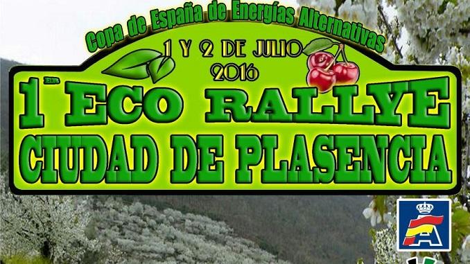 Escudería Plasencia organiza este fin de semana el I Eco Rallye Ciudad de Plasencia