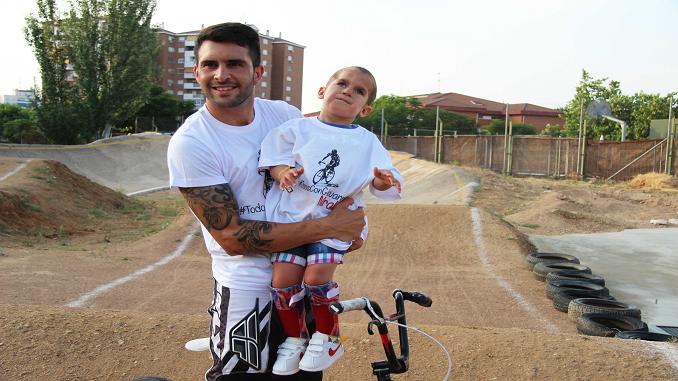 Rubén Tanco apoya la causa de Giovanni