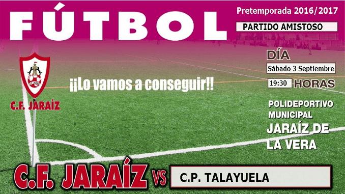 C.F. Jaraíz vs C.P Talayuela