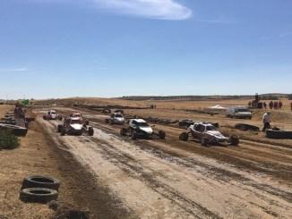 Resultados del XXII Autocross Feria de San Miguel de Zafra