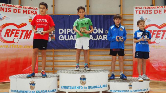 El Jaraiceño Marlon López se proclama campeón en el Nacional de Guadalajara