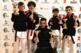 Excelentes resultados del El Club Karate Jaraíz, en el Campeonato de Extremadura celebrado en Herrera del Duque (2)