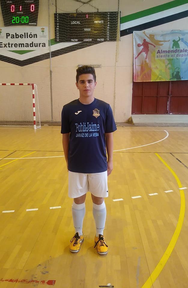 Debut - Jaraiz Futsal