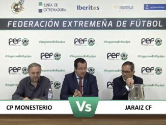 Fase de Ascenso - CP Monasterio vs CF Jaraiz