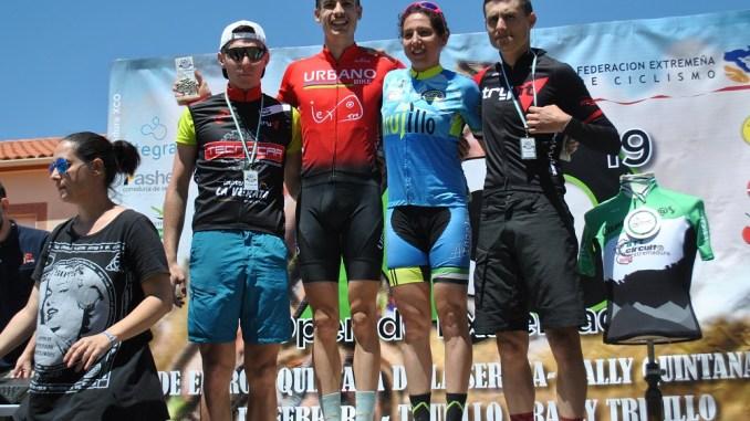 Podiums para los Jaraiceños del equipo ciclista de montaña Tecnocar – Demociclos