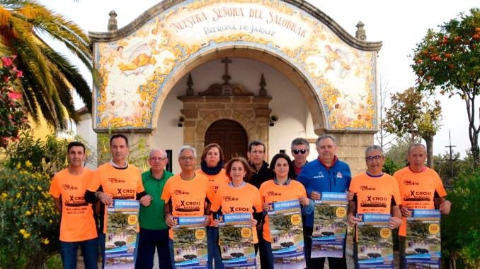 """Presentación del X Cross Popular-Solidario y la VII Ruta Senderista """"Camino de la Ermita de la Dehesa"""""""