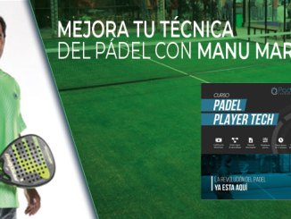 Mejora tu técnica en el pádel con Manu Martín y el nuevo curso de Padel MBA