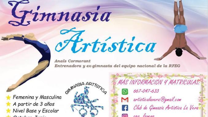 Gimnasia Artística en Jaraíz de la Vera - Octubre 2020