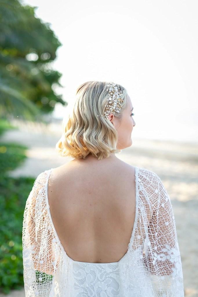 Beach Wedding Photographs - Coconut Island Resort Phuket 34