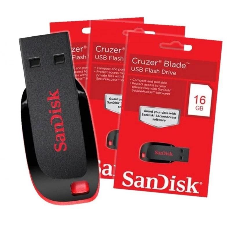 USB SanDisk 16 Go
