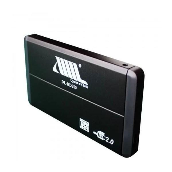 Boitier HDD SATA 2.0