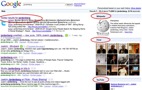 Pimpa Google