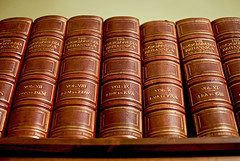 Encyclopedia Britannica in book form