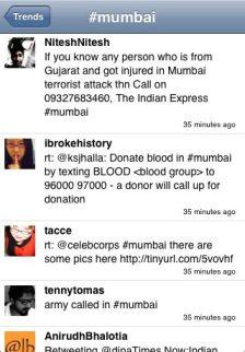 Mindpark #028: Twitter, Bombay och Breaking News