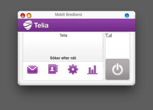 Tack för inget, Telia