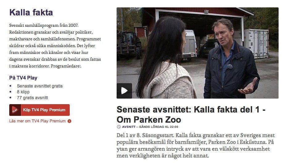 "Om Parken Zoo – inte bara motsatsen till ""be honest and do good shit"""