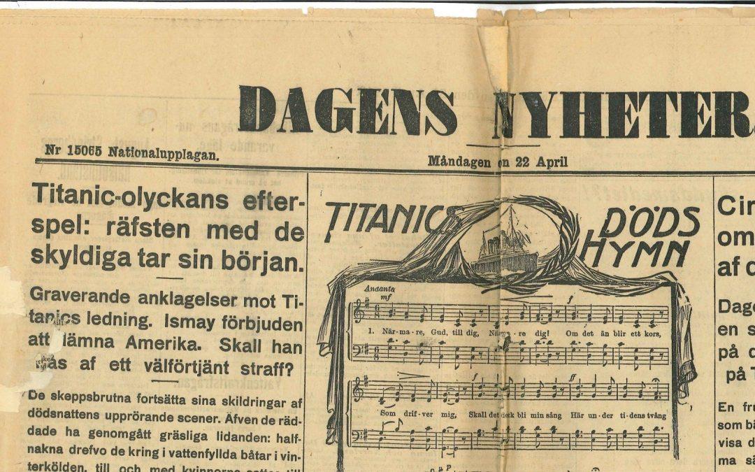 Samtal mellan en lojal läsare och Dagens Nyheter