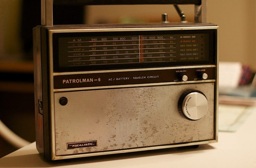 Mindpark #026: När DAB förändrade Sveriges Radio