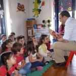 Pai da Joana Ruivo - Sala dos 4 anos