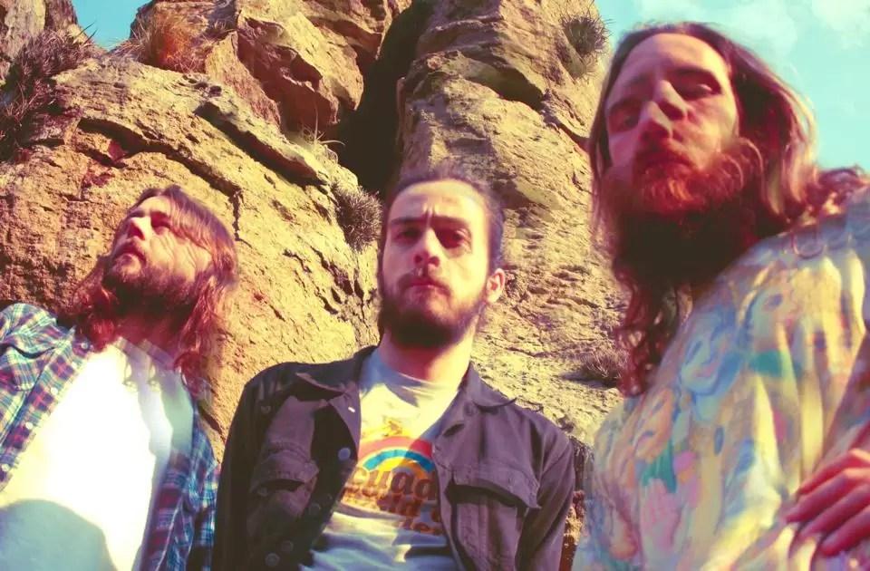 Dica psicodélica: Conheça o power trio Mar de Marte