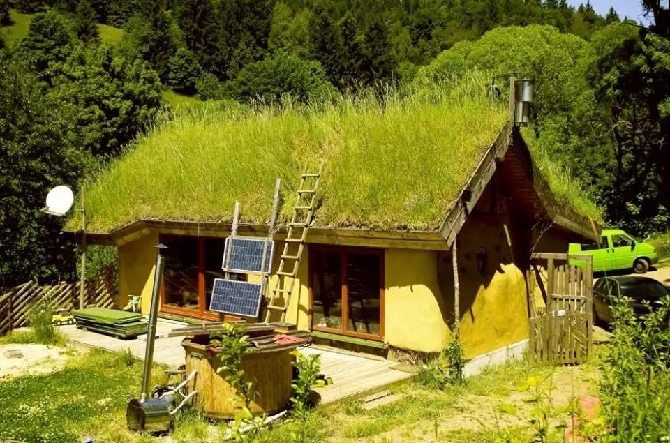 Veja como construir um Telhado Verde