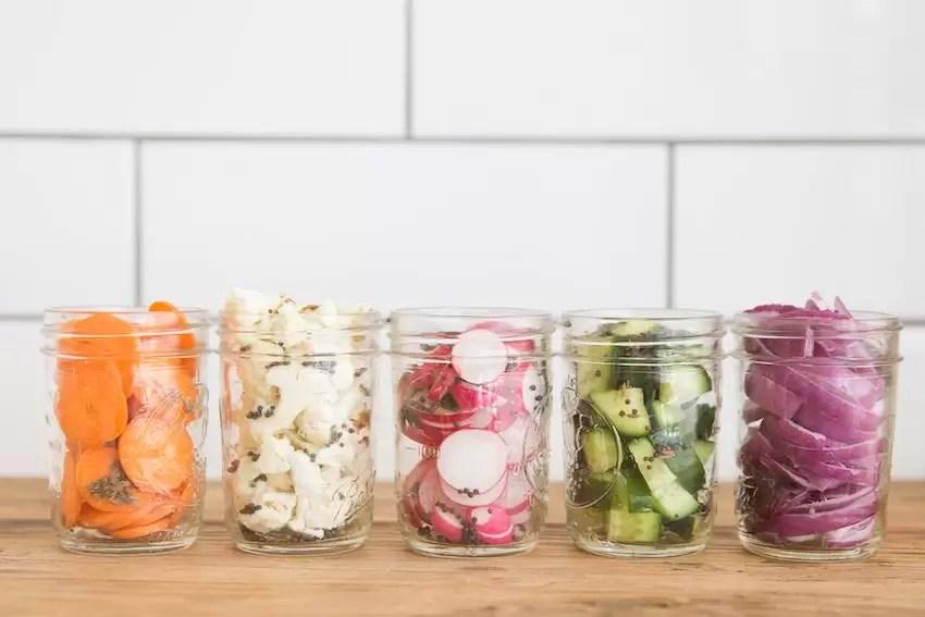 5 receitas de pickles para você se deliciar