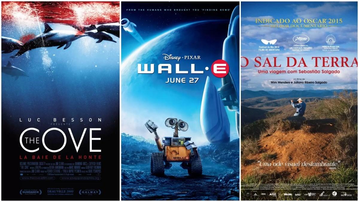 5 documentários/filmes sobre sustentabilidade para você assistir