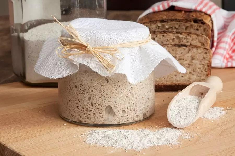 Aprenda como fazer fermento natural