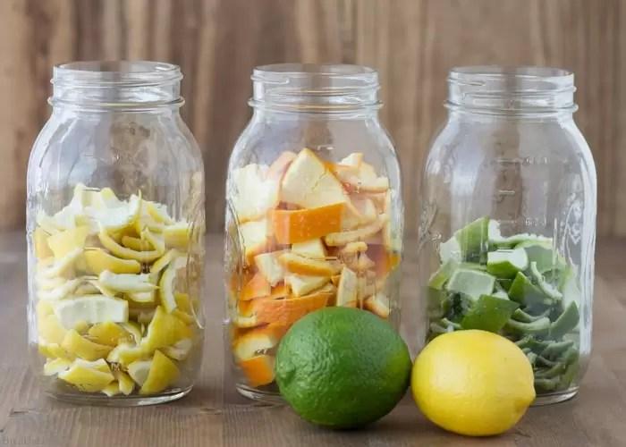 Receita: Desinfetante natural com frutas cítricas