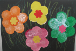 flowers modele